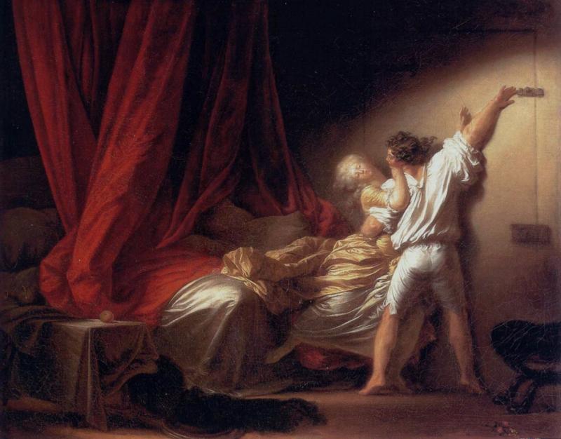 La peinture française du XVIIIème siècle au Louvre Jean-Honor_C3_A9_Fragonard_009